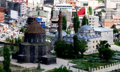 Kars city
